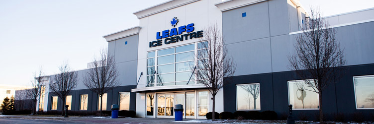 Leafes Ice Centre