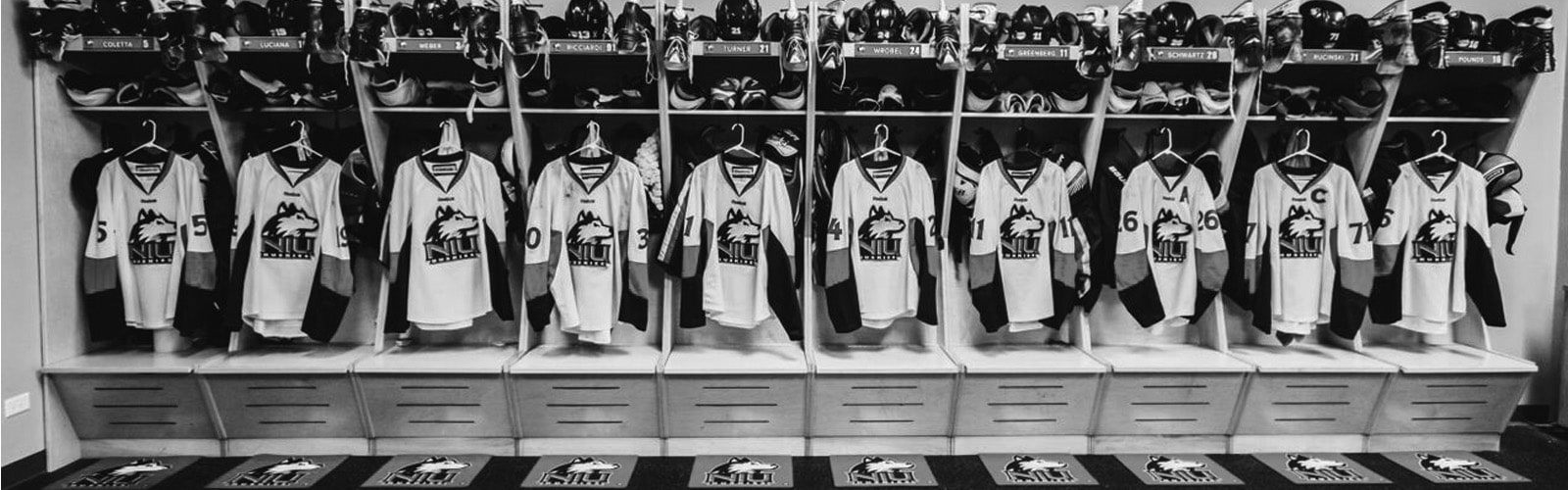 hot sale online 6f151 56dee NIU Huskies Hockey – Official Website of Northern Illinois ...